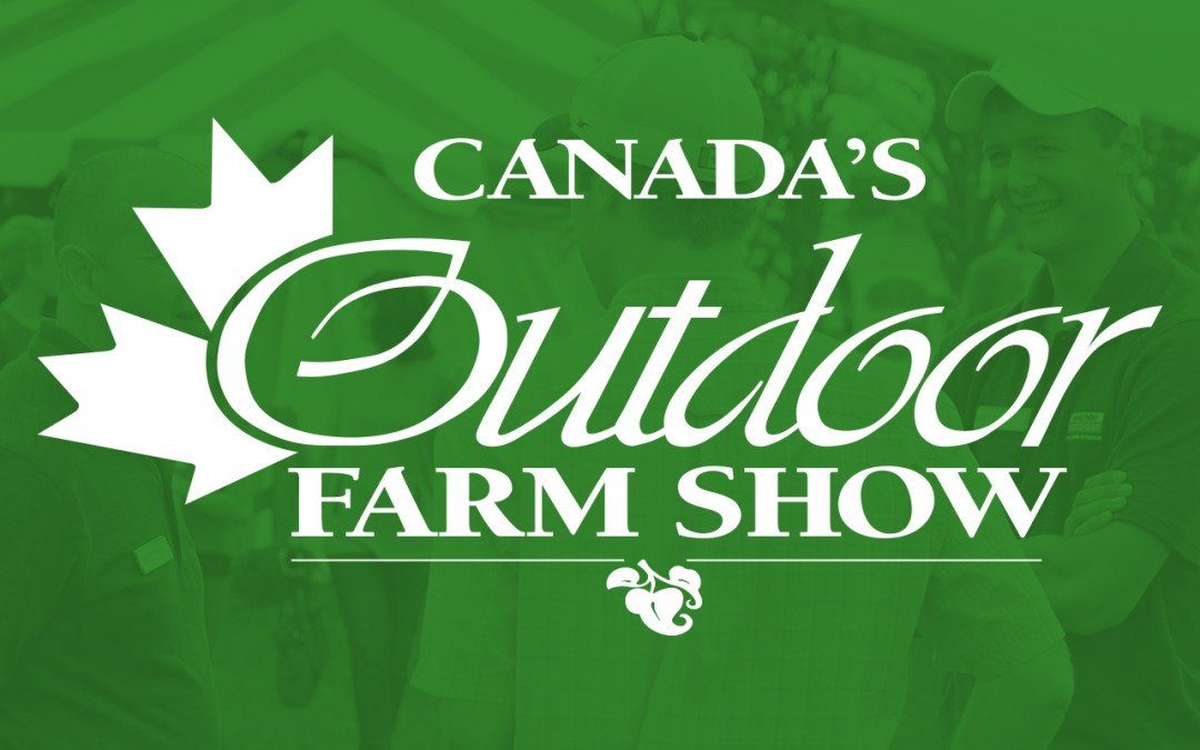 Canada's Outdoor Farm Show 2018