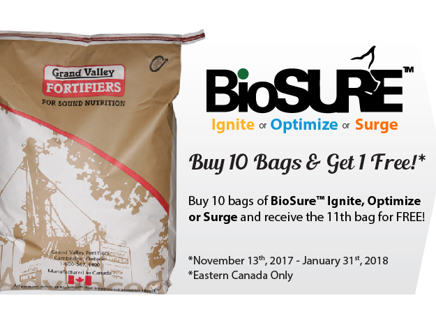BioSure IOS Promotion