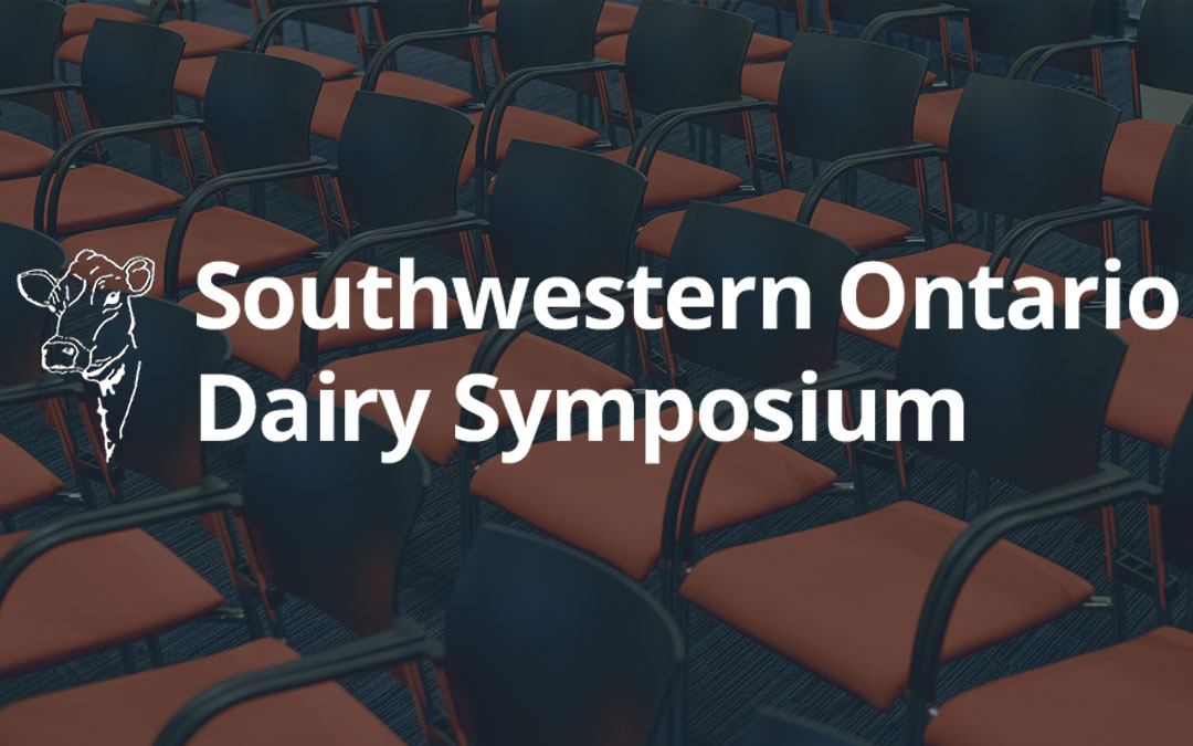 South Western Ontario Dairy Symposium